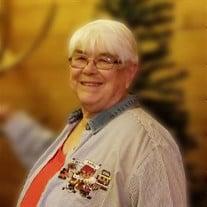 """Judy Lanore """"Nana"""" Worley"""