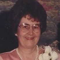 Josephine Grantham Thurman
