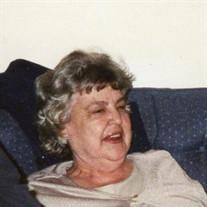 Nancy (Sis Lane) Miller