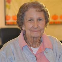Wanda Ruth Ratcliff