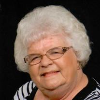 """Mrs.  Patricia """"Ma"""" Williford"""