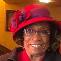 Mrs. Willie Mae Hopson