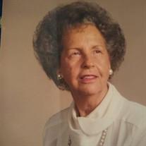 Mrs. Mamie Ellender Sullivan Vaughn