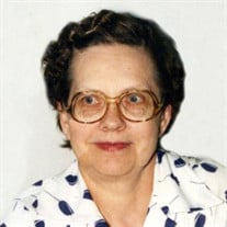 Clara Agnes DeWispelaere