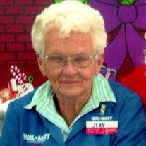 Violet J Robertson