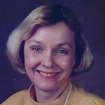 "Martha ""Marty"" Mitchell Cox"