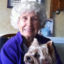 Mrs. Betty Jane Dunaway