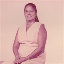 Ms. Sookbassie Harrysingh