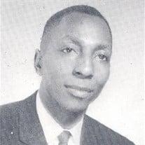 George Eddie Gladman, Jr