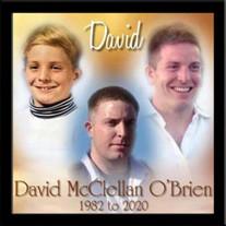 David McClellan O'Brien