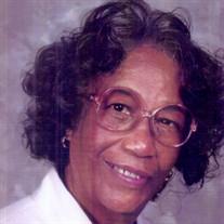Mrs. Pearlie Mae Floyd