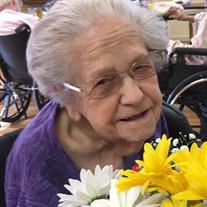 Wilma Alberta Sadler
