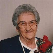 Allie Ruth Ovell Moore