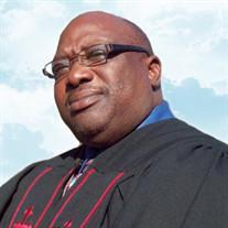 Elder Willie Cornell Spencer Sr.