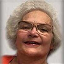 Mary Jenkins David