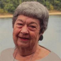 Bobbie Ann Burgess Randolph of Selmer, Tennessee