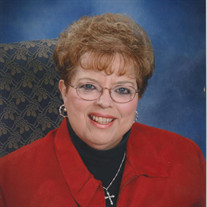 Patricia Louise Blandford