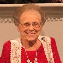 Mary Lee Farris Frye, of Henderson