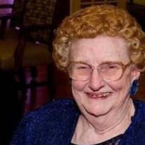Mrs. Audrey S. Lambert