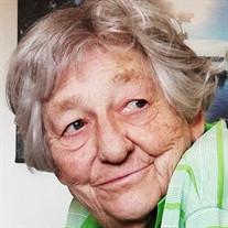 Velda Mae Rivenburg
