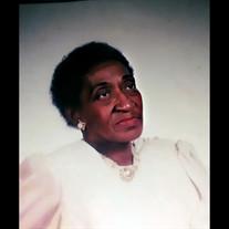 Dora Williams