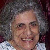 """Mrs. Delores M. """"Dorie"""" (Bucciero) Cahill"""