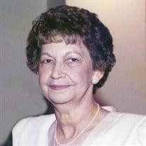 Martha Jane Barnes