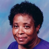 Ms. Alphia Jane Brown