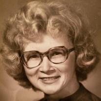 Janet Finch Wanzer