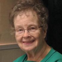 Jean Margaret Riley