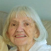 Marjorie June Glancy Brannan