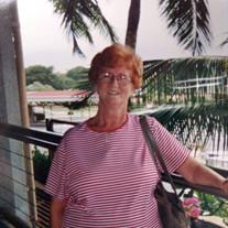Donna W. McGregor