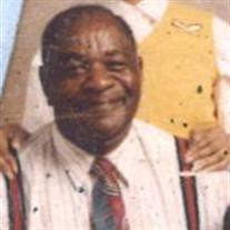 Pastor Charles E. Allen Sr.