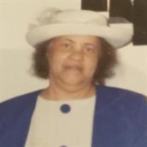 Mrs. Annie Elizabeth Lee