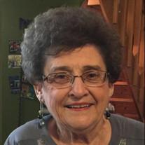 Mrs. Gladys Margaret Romero  Touchet