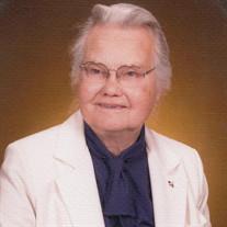 Mary Pauline Berthelsen