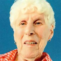 Mrs. Donna Marjorie Austin