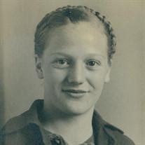 Winnie Jones