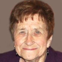 Margaret Elaine Sypersma