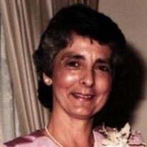 Mrs. Jacqueline Fleming