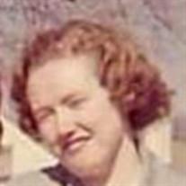 Betty Jane (Yeoman) Ravert