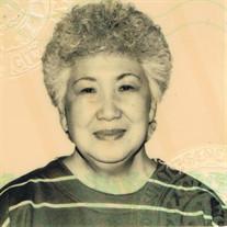 Mrs. Eiko (Kikuchi) Lentz