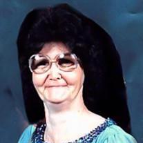 """Gladys """"Jerri"""" Stephens"""