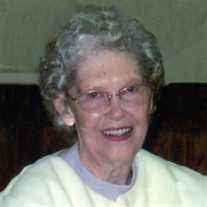 Margaret Ruth Johnson
