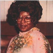 Mrs. Shirley Ann McCurtis