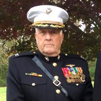 Colonel Leonard Charles Bieberbach