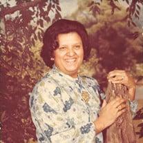 Mrs. Maria Irene Sandoval