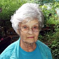 Mary Alice Hardwick Wissler