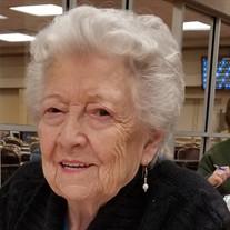 Margaret E. (LaFlair) Monnet