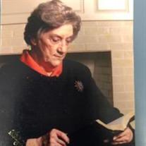 Mrs. Hilda Fay Riddell Lindsay